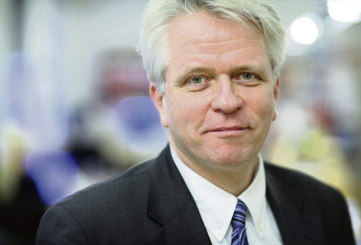 Direktør i DRF, Lars Thykier