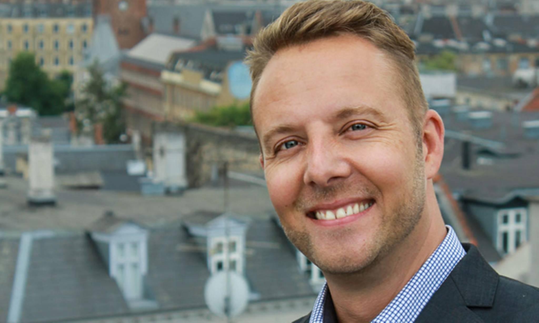 Dan Kjølhede Laursen, Gouda Rejseforsikring
